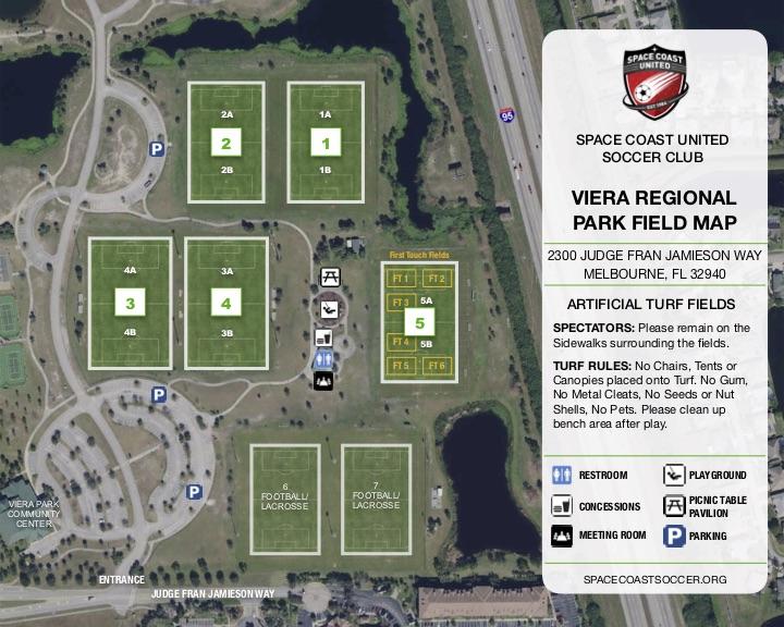 Viera Florida Map.Event Fields Directory